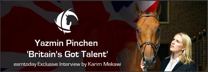 Yazmin Pinchen Britain S Got Talent Esmtoday Exclusive